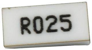 10 pieces SMD 1W 0.025 ohm 1/% Current Sense Resistors