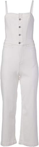 PAIGE Women's Anessa Ankle Culotte Jumpsuit