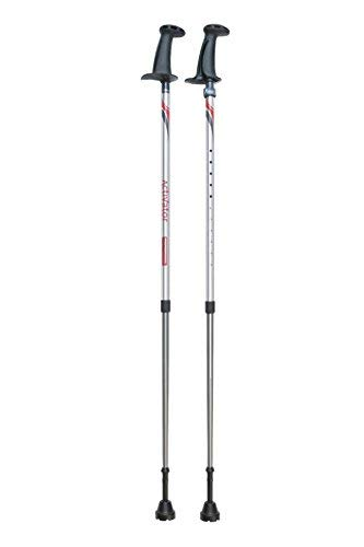 ACTIVATOR walking poles for core strengthening, stability and off-loading