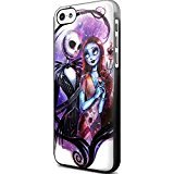 jack and sally iphone case - Nightmare Before Christmas Jack and Sally for Iphone and Samsung Galaxy Case (iPhone 5/5s black)