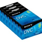 Dvc Disc - Sony 8DVM60PRR CD-R (8-Pack)