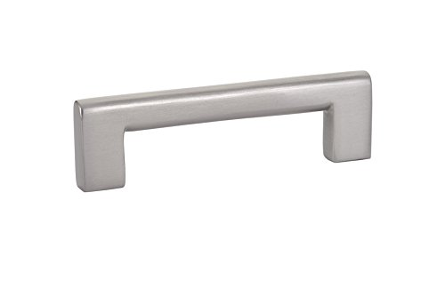 Emtek 86441 Trail Pull Satin Nickel (18'' Center-to-Center Appliance Pull)