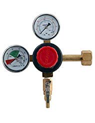 Taprite 12218 1 X co2 Dual Gauge Regulator
