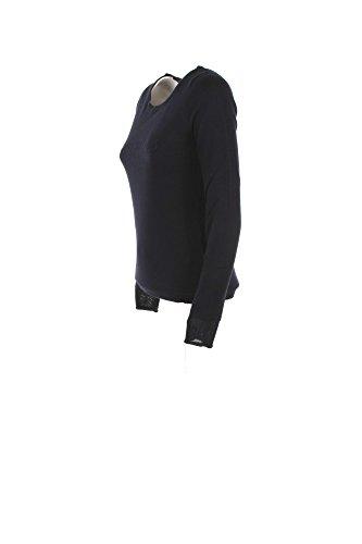 Maglia Inverno 5mgcz Jeans 2017 Autunno Armani 48 Donna 6y5m3c Blu 8Rr84q