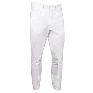 Boys Tailored Sportsman Breech White 14R