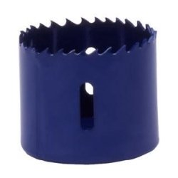 Hole Saw, 2-1/4'''', Bi-Metal Construction, for Wood, Aluminum, Copper and Stainless Steel, Boxed Tools Equipment Hand Tools