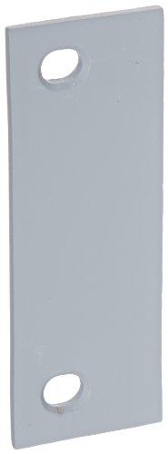 Filler Plate Coated (Don-Jo FF 45 Steel Frame Hinge Cut Out Filler Plate, Prime Coated, 1-5/8