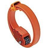 OTTO OTTOLOCK Cinch 30in Combo Lock Otto Orange, 30in