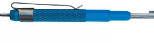 Handcuff Grip - Zak Tool Pocket Key - Aluminum Grip - No. 13-BLU: Blue Finish