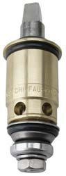 Chicago Faucets 1-099XTJKNF Rh Quaturn Unit