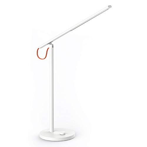 Mi LED Desk Lamp, Flicker-free Eye-caring Table Lamp, Dimmable Smart Light