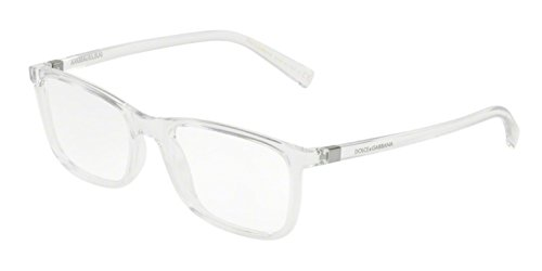 DOLCE & GABBANA Eyeglasses DG5027 3133 Crystal