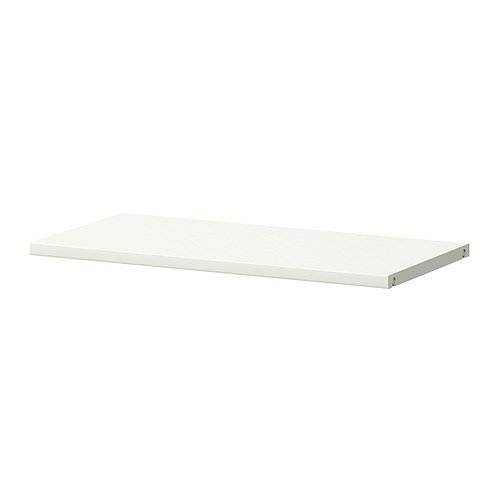 Ikea STUVA GRUNDLIG - Shelf, white - 56x26 cm