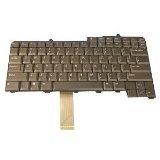 Xps M140 Laptop Keyboard (Dell laptop Keyboard for Inspirion 630M, 640M, 6400, 9400, E1405, E1505, E1705, XPS M140, XPS M1710.)