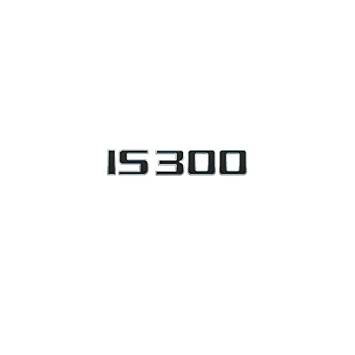lexus is300 emblem - 4