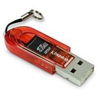 Kingston USB 2.0 microSD Flash Memory Card Reader FCR-MRR