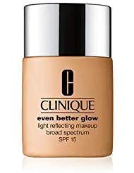 Clinique Even Better Glow Light Reflectinge Makeup Broad Spectrum, 1 oz WN 68 Brulee