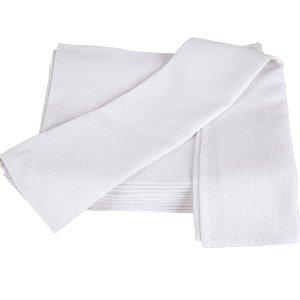 White Honeycomb Cotton Tea Towel