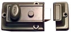 Yale Rim - Yale 80 Rim Latch Single Cylinder