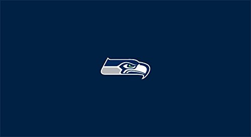 Imperial Officially Licensed NFL Merchandise: 8-Foot Billiard/Pool Table Cloth, Seattle Seahawks