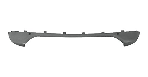 451 2012 Equal Quality P5857 Spoiler Par Posteriore Smart FORTWO Coupe