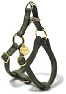 product image for Found My Animal Olive Cotton Cat & Dog Harness, Large