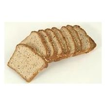 Rich Products Gluten-Free Natural Honey Multi-Grain Bread, 15 Ounce -- 8 per case. by Rich Products Corporation