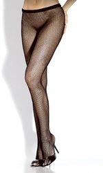 UPC 836404009925, Extreme Hosiery Fishnet Pantyhose, White, Size A