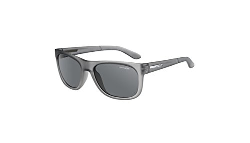 Arnette Firedrill Lite AN4206-06 Rectangular Sunglasses, Grey, 56 - Prescription Arnette Sunglasses