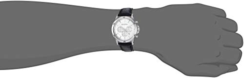 Bulova Men Quartz Powered Dress Watch Model 96B297