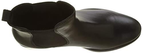 Kickers Pearlie Noir noir Femme Botines 8 rrCqwnFgBx