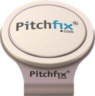 ピッチFixゴルフ帽子クリップ磁気プレミアムフリーゴルフボールマーカーステンレススチールAnti Scratch Anti Rust ブラック