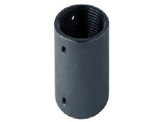 Blk Flat Panel - Peerless Industries ACC109 EXTENSION COLUMN CONNECTOR BLK FOR FLAT PANEL INSTALLATION TAA