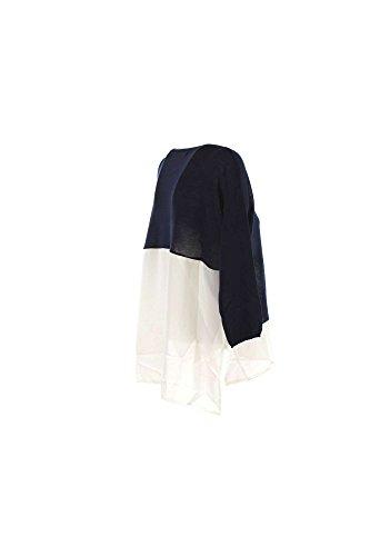 Grunland CIO957 Chancla Mujer Lana Azul