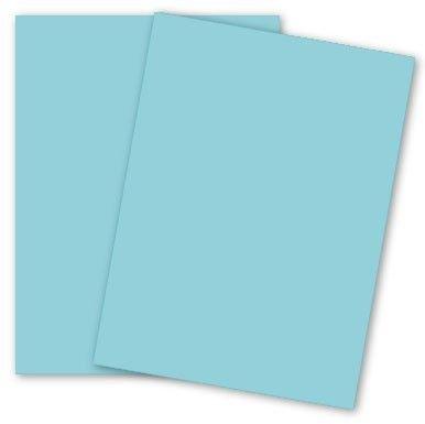 hchoice BLUE - Opaque Text - 8.5 x 11 Paper - 24/60 Text - 500 PK (Blue 60lb Text)