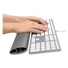(FEL9314601 - Fellowes I-Spire Series Keyboard Wrist Rocker - Gray)