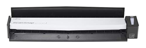 Fujitsu SCANSNAP S1100i MOBILE SCANNER PC/MAC (Fujitsu Scansnap Ix500 Desktop Scanner For Pc)