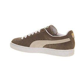 Puma Suede Classic+ - Zapatillas para hombre Grey White