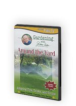 Jerry Baker's Around the Yard II - Gardening Special - Amazing tips, Tricks, and Tonics [DVD] - Plant Buying, Veggie Varmint Control, Super Seed Starting, Basic Bulb Planting and Dividing Perenniels