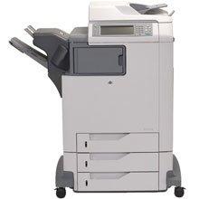 HP Refurbish Color LaserJet 4730XS-MFP Multifunction Printer / Copier / Scanner (Q7519A) - Seller Refurb
