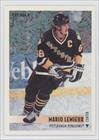 Mario Lemieux (Hockey Card) 1994-95 O-Pee-Chee Premier - [Base] - Special Effects #250 - 250 Effect