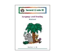 Mcruffy Press - McRuffy Press 2nd Grade Special Edition Language and Reading Student Workbook