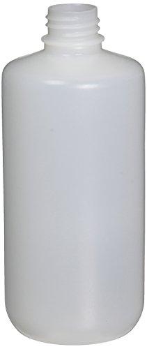 Nalgene HDPE Narrow Mouth Round Container, 16 Oz