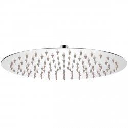 vidaXL Rain Shower Head Stainless Steel 30x50cm Rectangular Anti-limescale