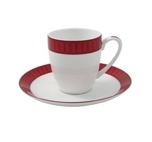 Aynsley China Madison Mocca cup and Saucer 0.07L