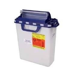 Pharmaceutical Waste Container Horizontal Drop - Item Number 305622EA - 1 Each / Each