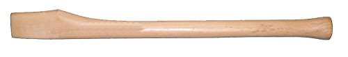 Link Handles 64939 Miner's Straight Single Bit Axe Handle for 3 to 5 lb. Axes, 27'' Length, Clear Lacquer, Fire Finish by Link Handles