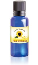 Shingles Treatment 11ml - Heal Shingles by Healing Natural Oils