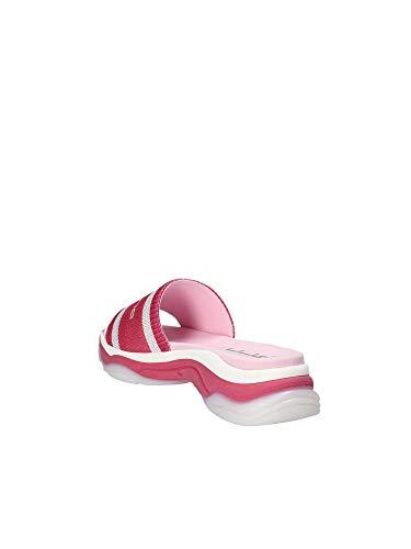 Super10 Ouvert Rose Sandales Bout Fornarina Femme pUd4wn