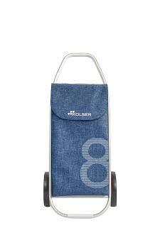 COH006 Chariot COM Tweed 8 Bleu ROLSER S.A